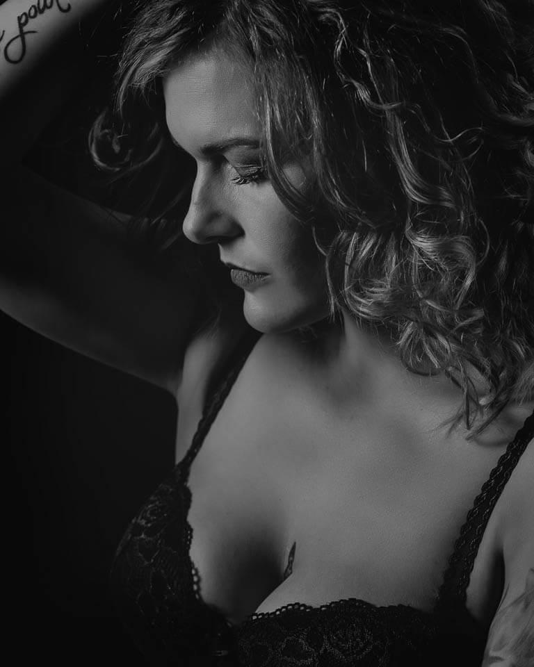 boudoir portraits